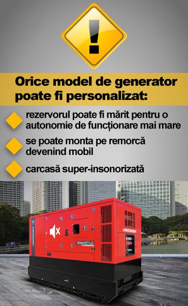 Generatoare electrice la promotie