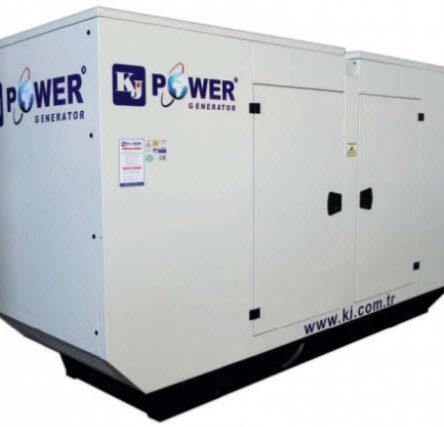 Generator curent trifazic diesel KJP88, motor Perkins