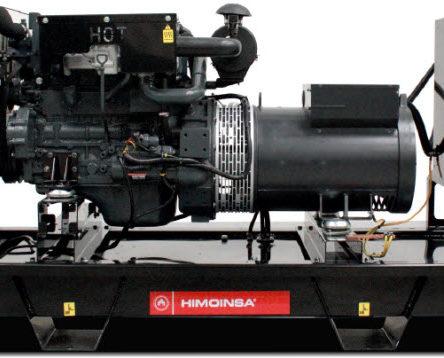 Generator de curent pe motorina HHW20T5 fara carcasa insonorizata