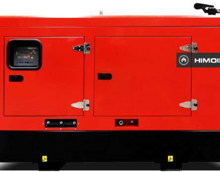 Generator electric silentios, fiabil si compact Himoinsa HYW45T5