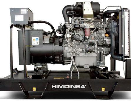 Generator profesional Himoinsa HYW20T5 fara carcasa