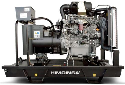 generator profesional himoinsa