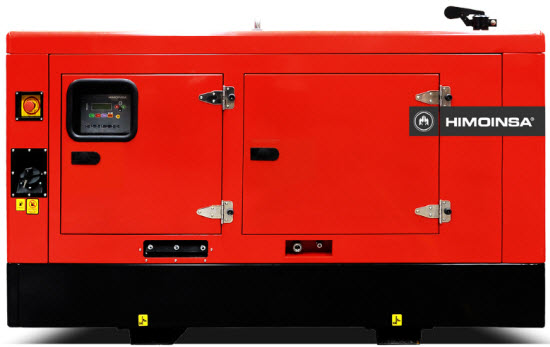 generator electric silentios